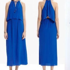 Madewell Layered Maxi Dress